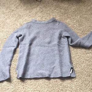 BR Wool/Cashmere Sweater